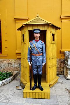 云南陆军讲武堂旧址旅游景点攻略图