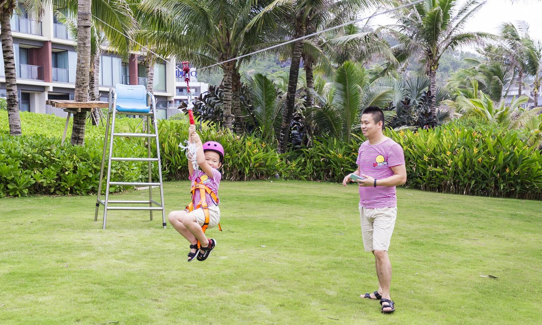 2、亲子游的好选择,两个大儿童也来乐园图片