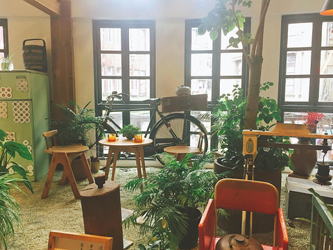 吉治百货(吉治百货&咖啡厅)旅游景点攻略图