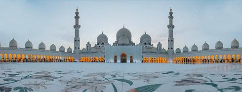 从晨光熹微到暮色四合,我们把相伴的时光留在迪拜(迪拜和阿布扎比13天深度游)
