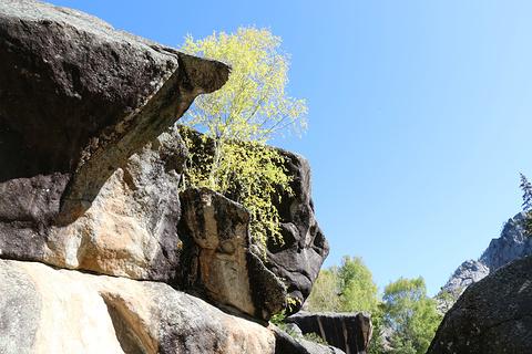 季兰德温泉旅游景点攻略图