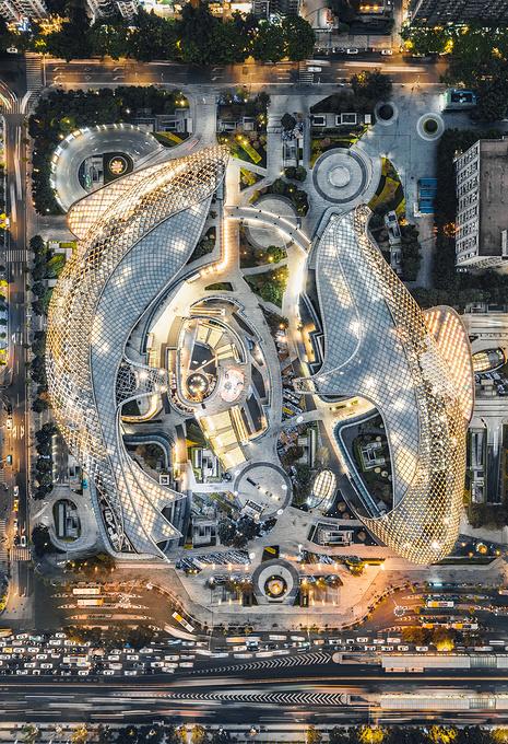 天环广场图片