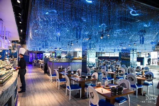 大悦洋海鲜自助甄选·雨林餐厅(三亚湾店)旅游景点图片