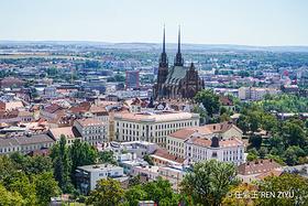 """72小时旅行捷克第二大城市布尔诺,比起布拉格,它更""""捷克"""""""