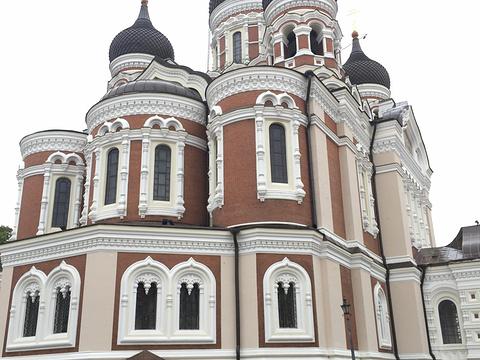 亚历山大·涅夫斯基主教座堂旅游景点图片