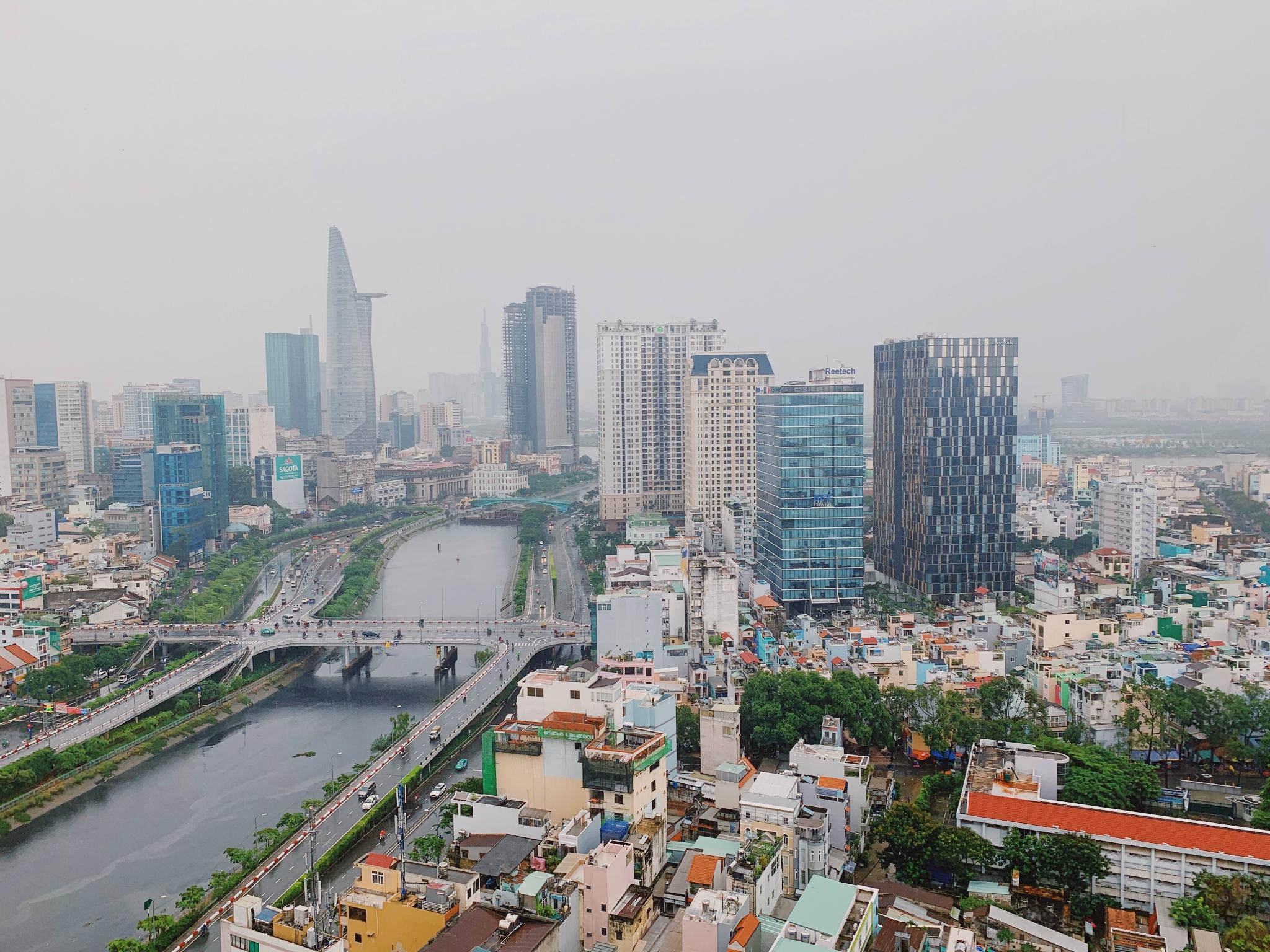 胡志明市 | 漫步西贡,做个吟游诗人