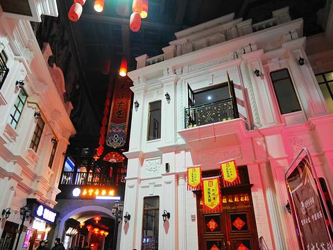 关东古巷旅游景点图片
