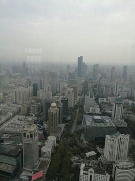 紫峰大厦观光层