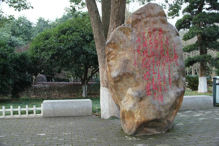 """""""广场非常的壮观和大气,充分的展现了一代伟人的伟岸的身躯和人民无限是爱戴的领袖,中华人民共和国和..._毛泽东广场""""的评论图片"""