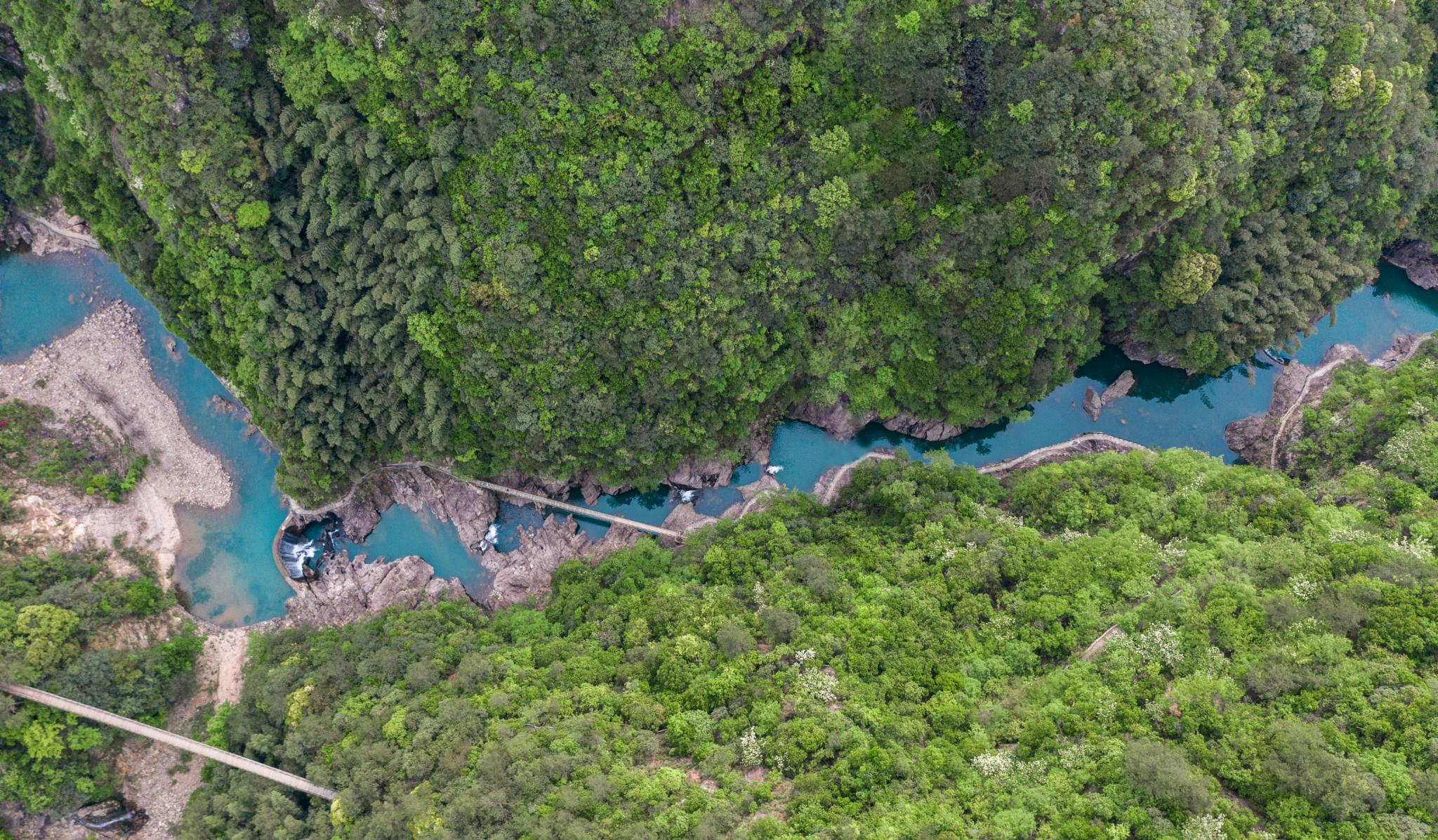 五一自驾浙江磐安,3天2夜看遍浙中最美山水风景