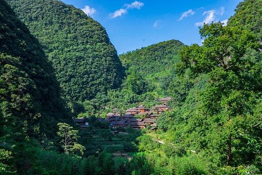 懂蒙瑶寨旅游景点图片