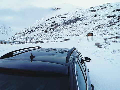 特罗斯蒂山路旅游景点图片