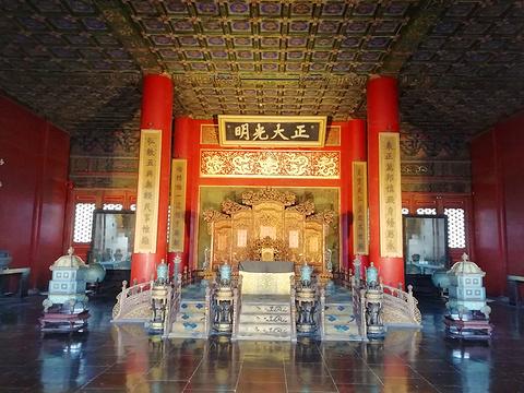 乾清宫旅游景点图片