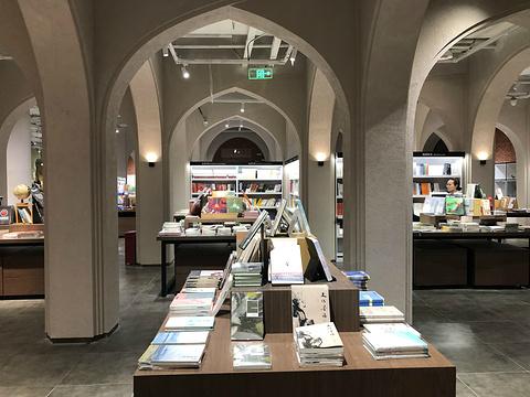 几何书店旅游景点图片
