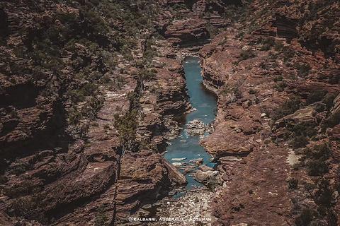 卡尔巴里国家公园旅游景点攻略图