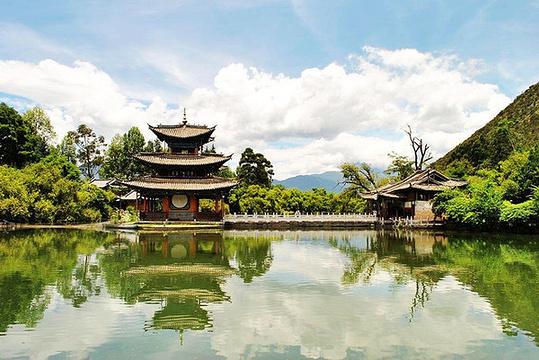 九鼎龙潭旅游景点图片
