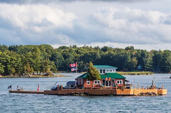 加拿大千岛湖旅游景点图片