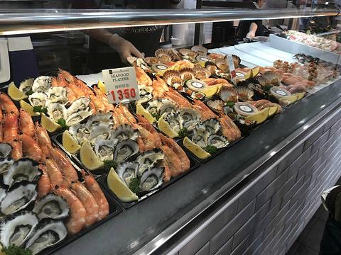 悉尼鱼市场旅游景点图片
