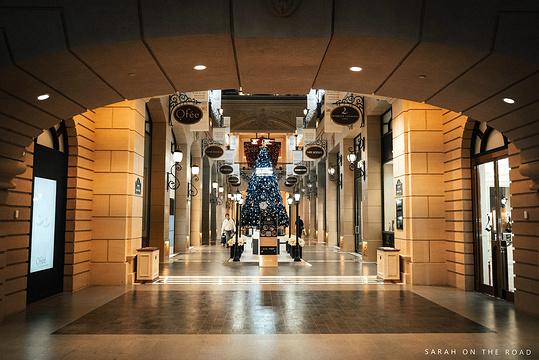 澳门巴黎铁塔旅游景点图片
