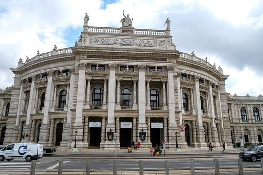 维也纳市政厅旅游景点图片