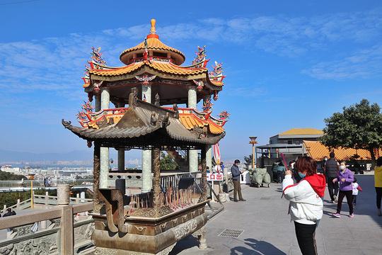 仙岳山旅游景点图片