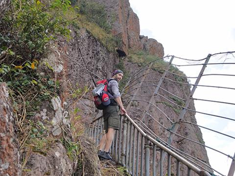七仙岭温泉旅游景点图片
