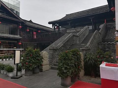 兰桂坊成都旅游景点攻略图