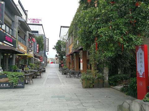 黎阳in巷旅游景点图片