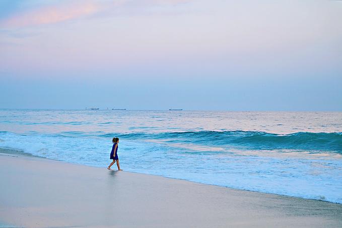 里约初体验:伊帕内玛海滩图片
