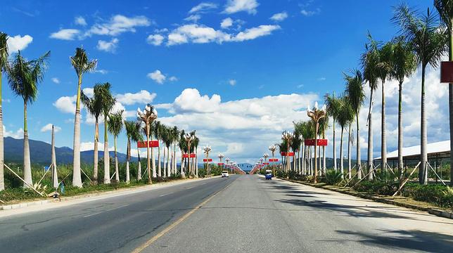 打洛口岸旅游景点图片