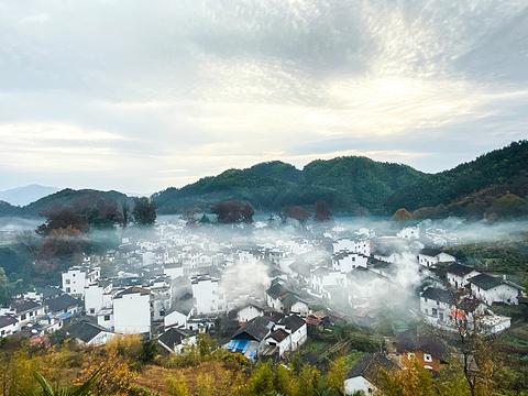 婺源石城村旅游景点图片