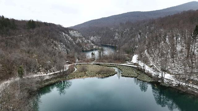 普利特维采湖群国家公园旅游景点图片