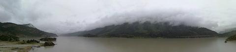 然乌湖旅游景点攻略图