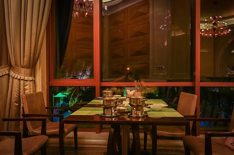 三亚湾喜来登度假酒店盛宴西餐厅海鲜烧烤自助