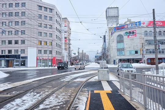 函馆站旅游景点图片