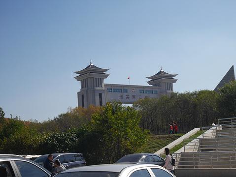 绥芬河国门景区旅游景点攻略图
