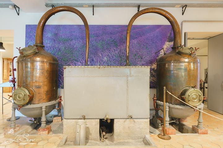 """""""建于1926年的香水厂应该是来格拉斯比较值得一看的了_格拉斯花宫娜香水厂""""的评论图片"""