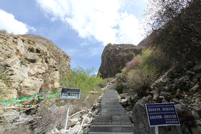 加查 米林 雅鲁藏布江大峡谷图片