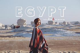 手绘埃及  沙与海中的奇迹,我的流浪者之歌