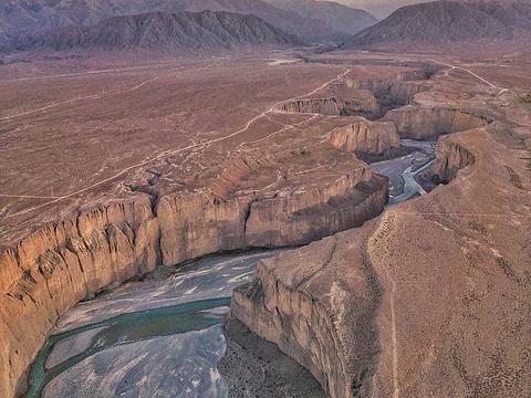 讨赖河峡谷旅游景点图片