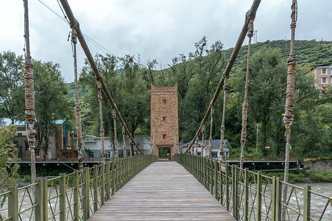 卓克基土司官寨文化旅游景区