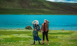 旅行是一场修行,旅拍摄影是记录每一场修行(图记羊湖)