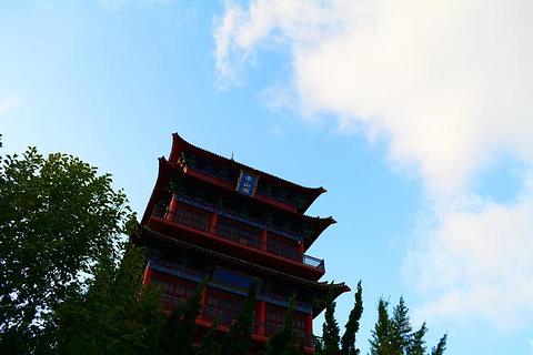 赤山禅院旅游景点攻略图