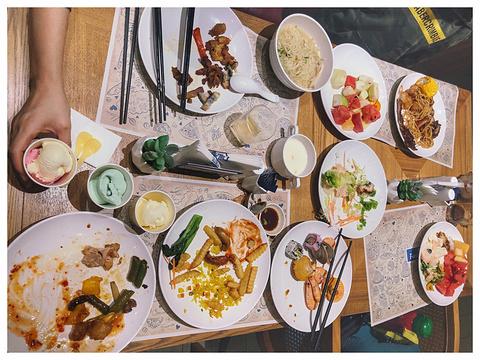北洛秘境自助餐厅旅游景点攻略图