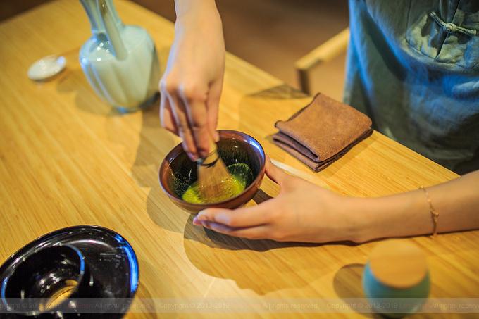 点茶体验图片