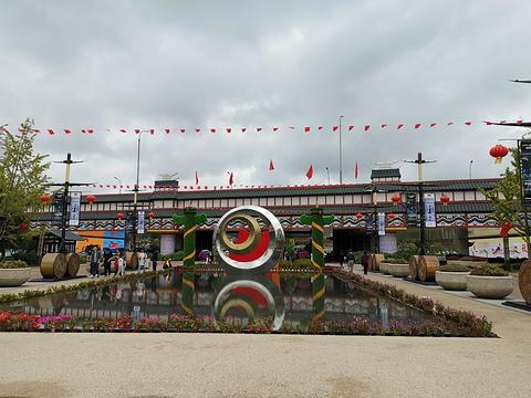 天河潭旅游景点图片