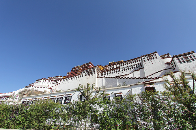布达拉宫、大昭寺、八廓街图片