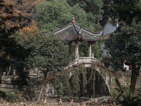 郭洞古生态村旅游景点图片