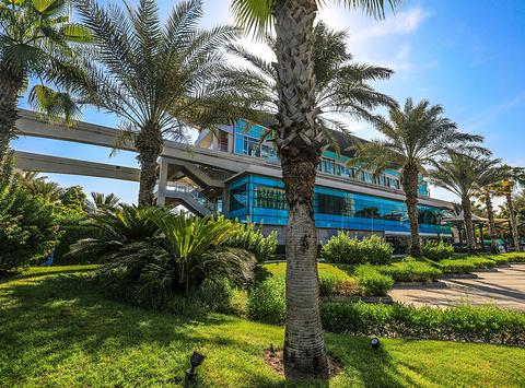朱美拉棕榈岛旅游景点攻略图