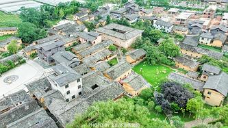 醉氧避暑!广州3小时自驾千年古村品非遗擂茶,打卡最美小县城